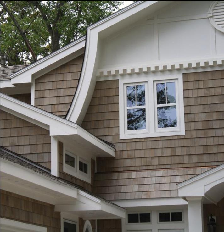 Delorme designs gambrel roofs for Gambrel roof design