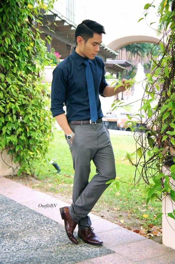 Outfit bn july 2014 for What color shirt goes with brown pants