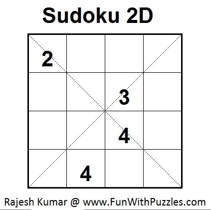 Sudoku 2D (Fun With Sudoku #14) - 1