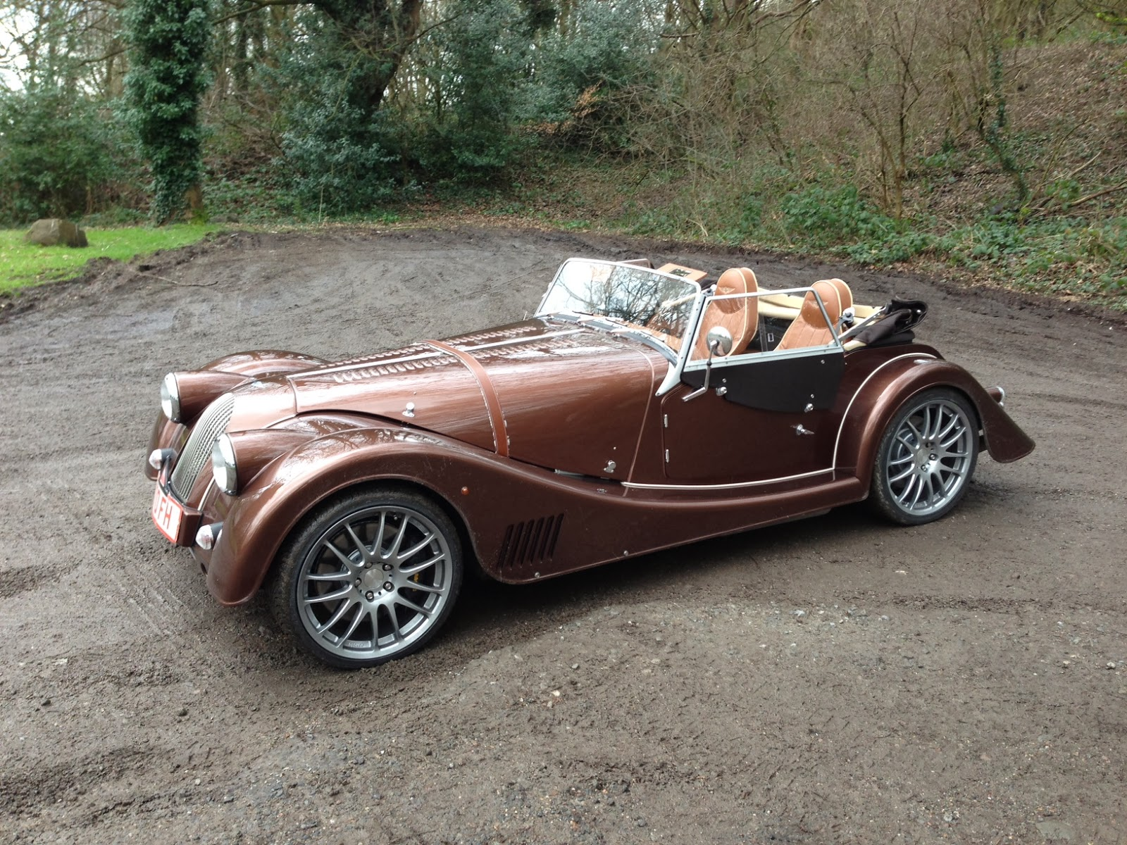 2014 Morgan Plus 8