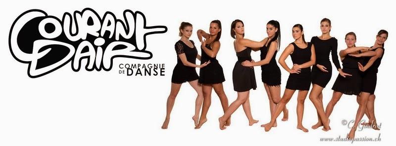 Compagnie de danse Courantdair