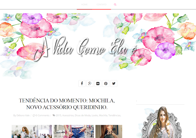 Galeria Blogs e Sites