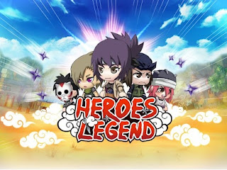 Download Game Naruto Android .APK Heroes Legend