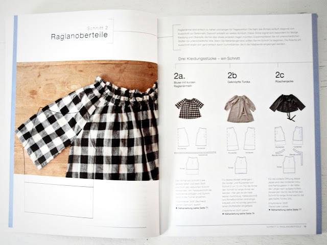 Nähen japanischen Stil Grundschnitte Kleidungsstücke dp