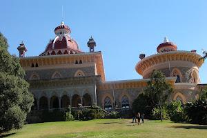 Sintra - Palacio de Monserrate