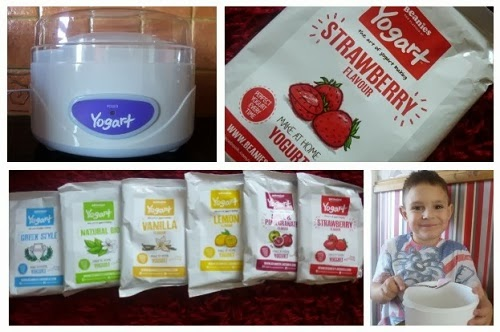 Yorkshire Blog, Mummy Blogging, Parent Blog, Yogart, Yoghurt, Yoghurt Machine, Review, competition, win, Giveaway,