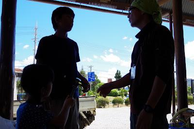 沖縄家族旅行 サトウキビ刈り 小学校 中学校 子ども夏休みの宿題/自由研究