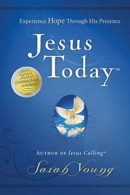 Jesus Today - Cozy Book Hop feature review - Reading List
