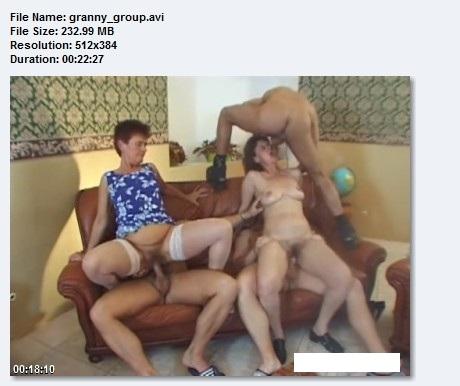 Hard core orgy videos