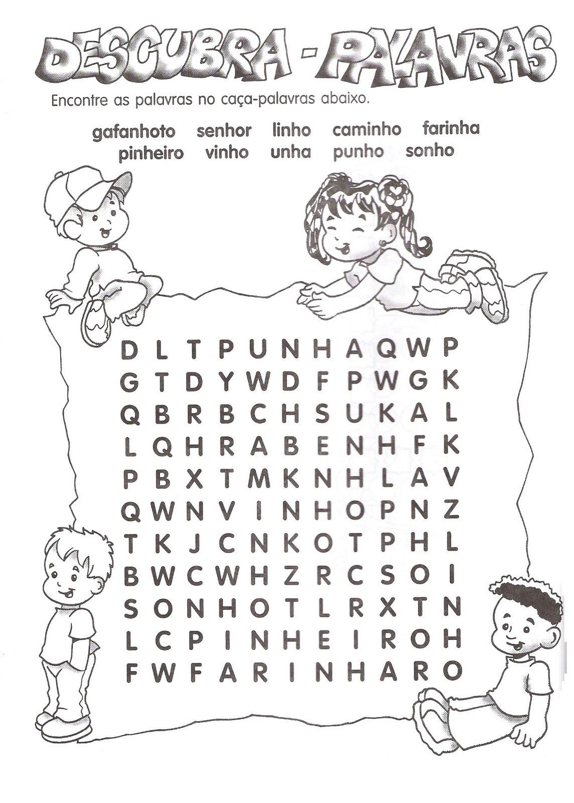 banco de jardim frases:Caca Palavras