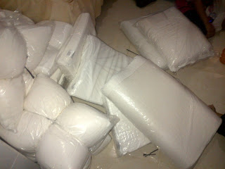 bantal latex