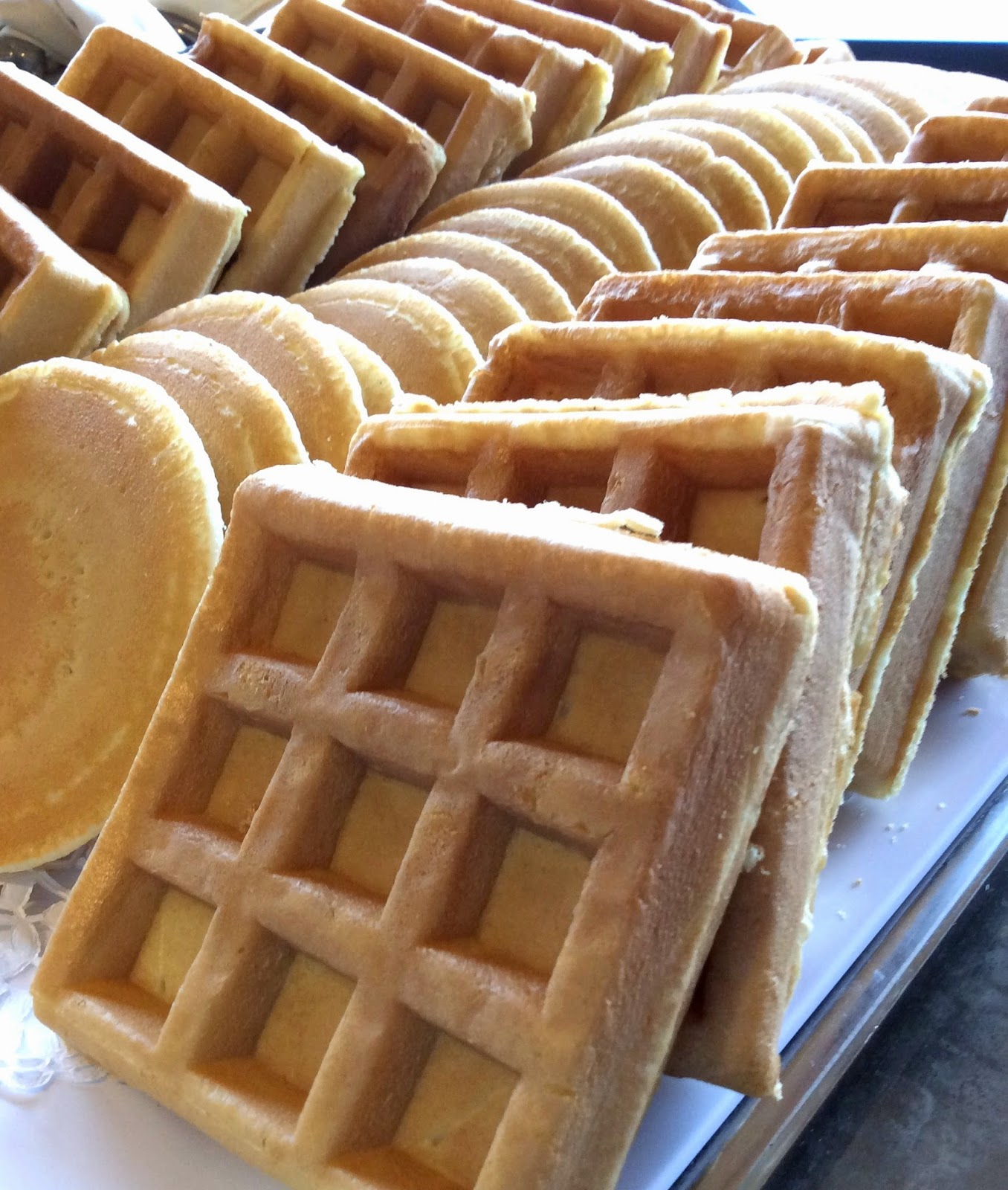 Pancakes, Waffles, Breakfast, Brunch, Addison Conference Center, Culinary Art Catering