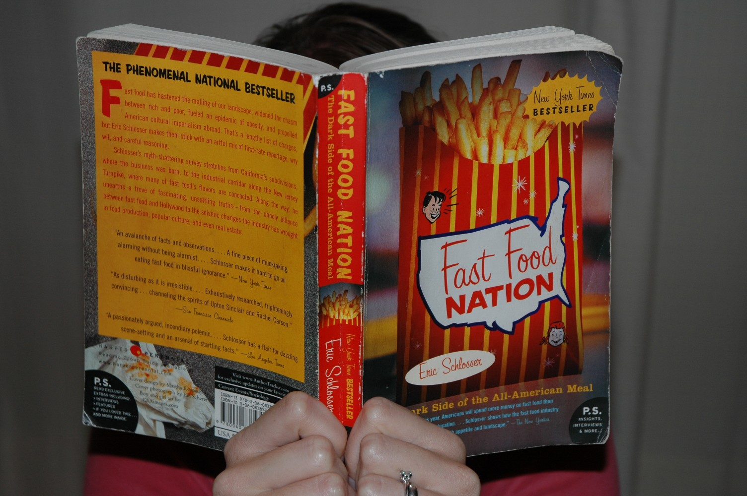 essay of fast food nation