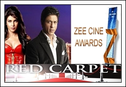 (20th-Jan-13) Zee Cine Awards [Red Carpet]
