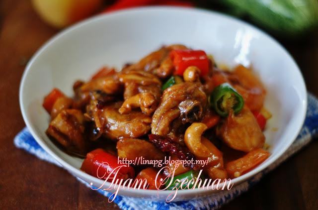 Szechuan Chicken LiNa Pg