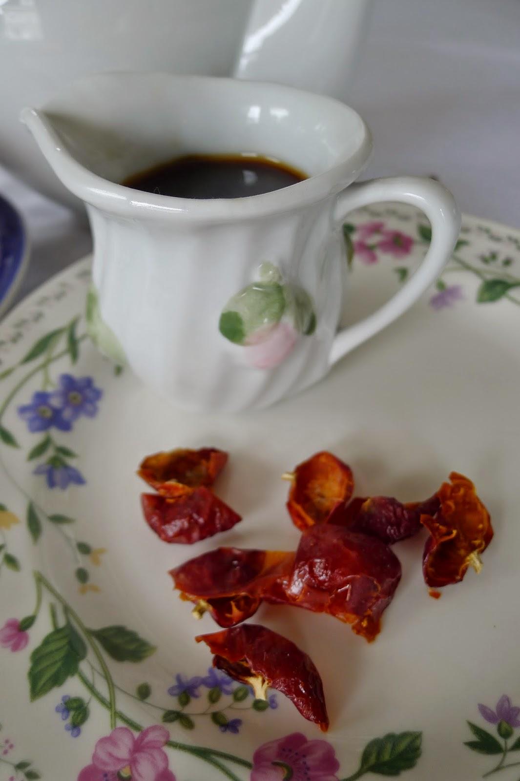 Rose Hip Syrup, Rose Hip Recipes