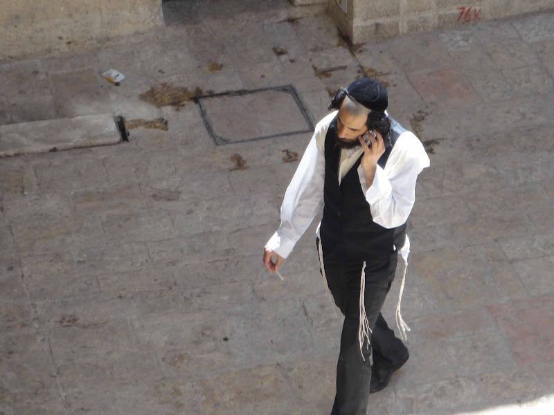 Jerusalén:Barrio Judio