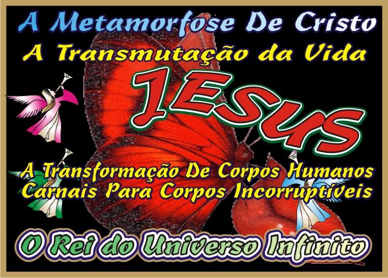 A Transformação de Jesus Metamorfose de Cristo