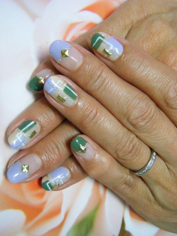 nail art nail Férias na moda Unhas Decoradas Idéias e Arte