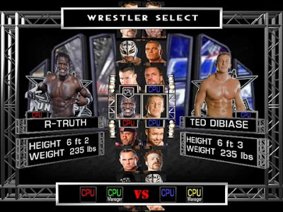 WWE 2011 PC Games
