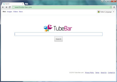 search.tube-bar.com homepage