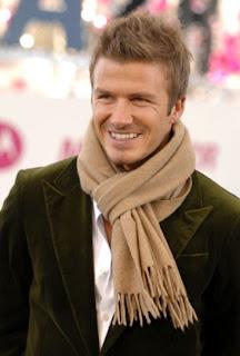 jogador de futebol David Beckham