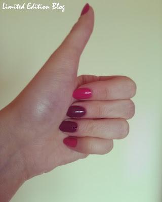 Projekt INSTA NAILS - czyli moje mani z instagrama