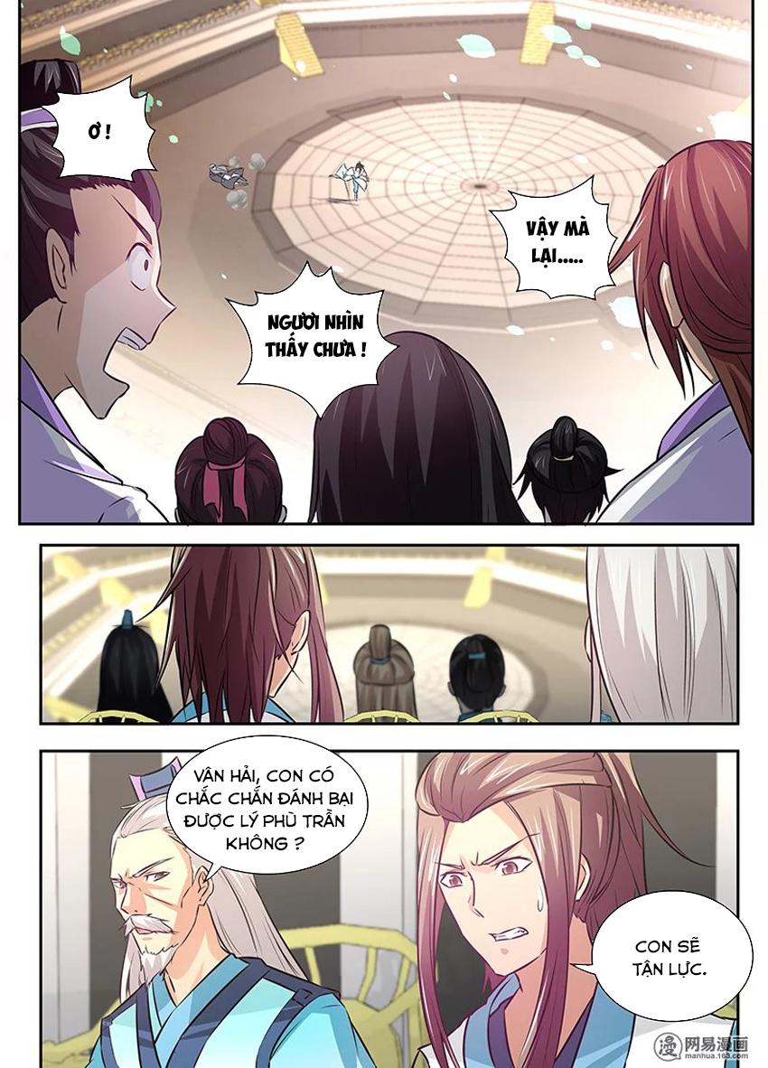 Vĩnh Hằng Chí Tôn - Chapter 13 - Pic 7
