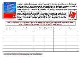 Télécharger la pétition en faveur de la réouverture de la piscine de Flénu