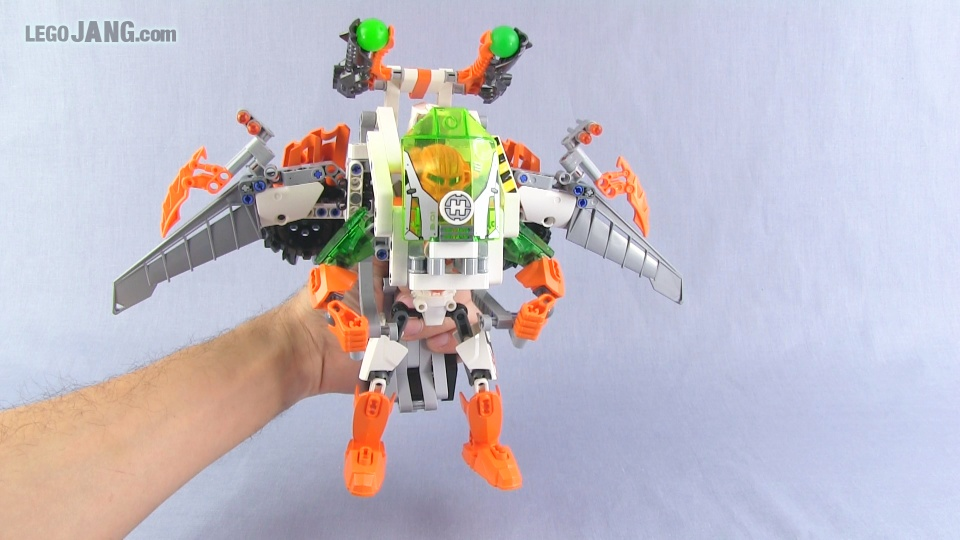 Brain Attack Movie Lego Hero Factory Brain Attack
