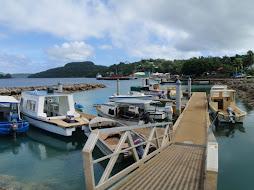 small boat marina