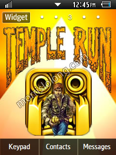 Themes for a Phone - Corby 2 Theme Temple Run Game Theme