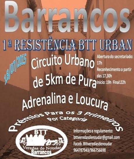 18JUL * BARRANCOS