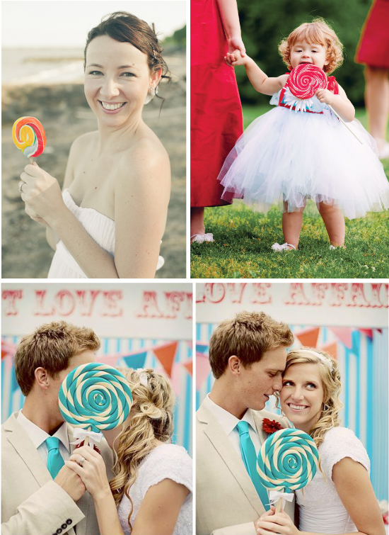 candy wedding, lollipop, lecca-lecca per matrimoni