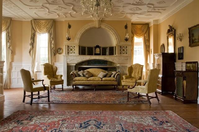 victorian era interior paint colors