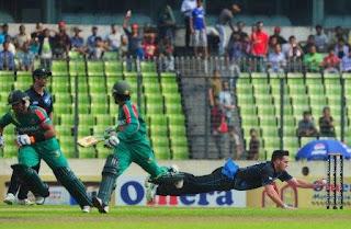 Bangladesh vs New Zealand 1st ODI 2013 Scorecard, New Zealand Tour Bangladesh 2013 match result,