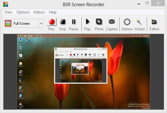 screen recording software free  windows