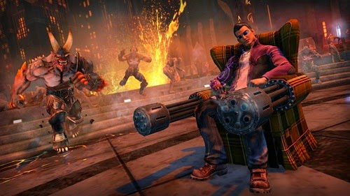 Saints Row: Gat Out of Hell - PC (Download Completo em Torrent)