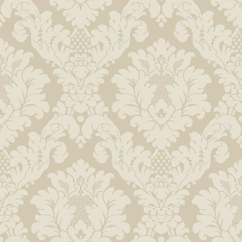 Damask textured wallpaper for Embossed wallpaper