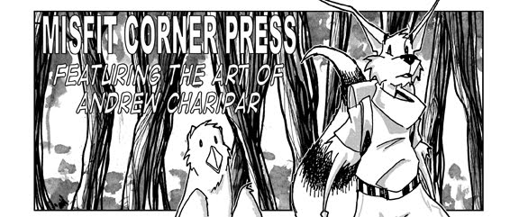 Misfit Corner Press