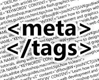 Etiquetas Meta Content