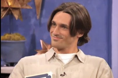 Jon hamm dating show rejection