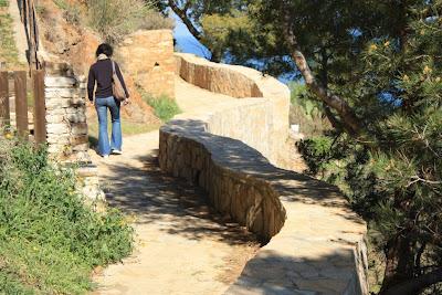 Camí de Ronda in Begur
