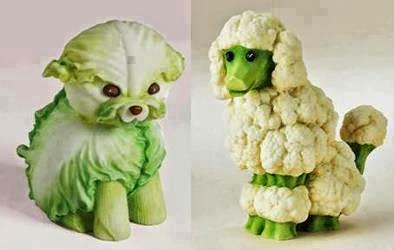 Desain Sayuran Unyu