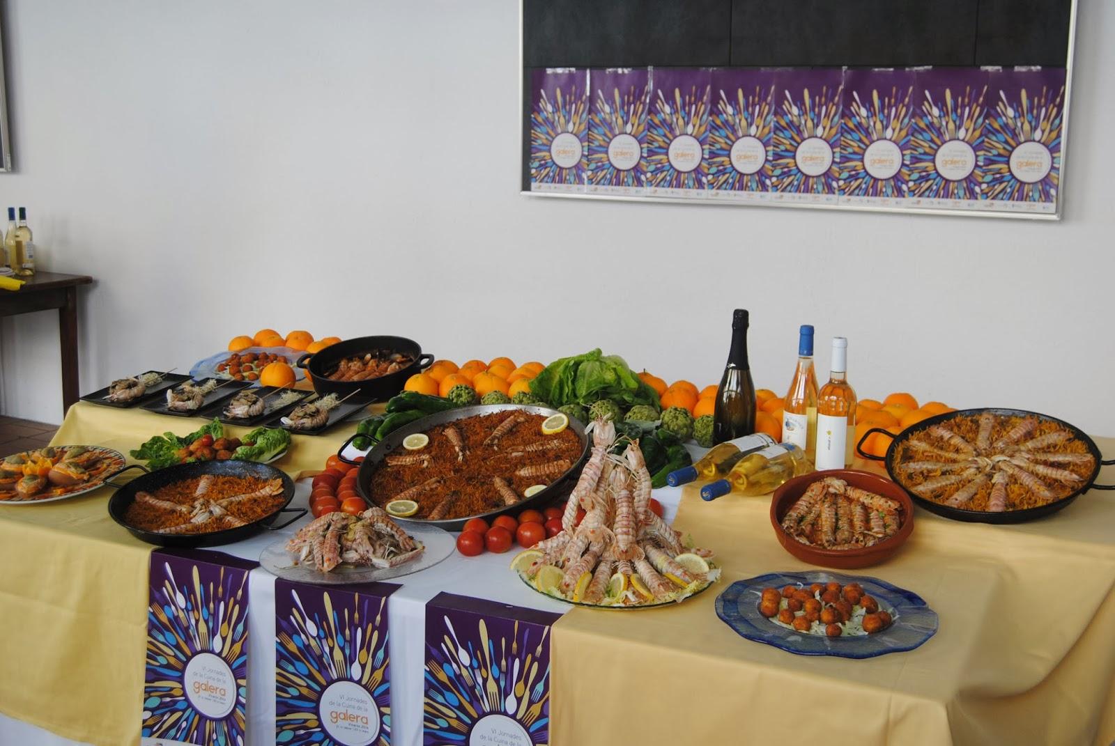 VI Jornadas de Cocina de la Galeras (Vinaròs - Castellón)
