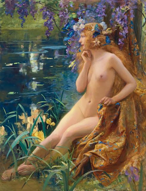 symbolism art,famous painting,art history