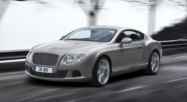 Bentley working on entry-level model, could arrive by 2020