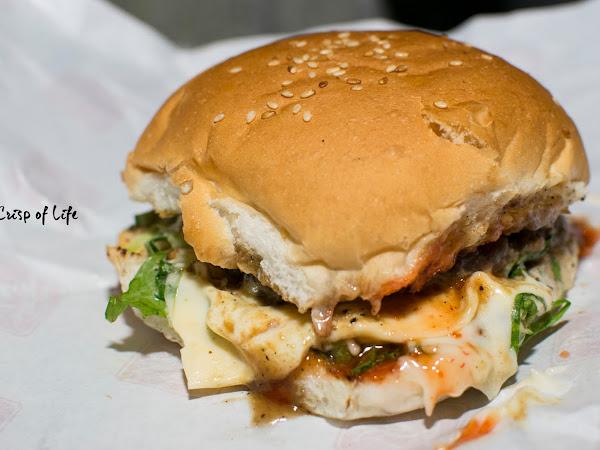 NZ Hot Stone Grilled Burger @ Bayan Baru, Penang