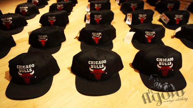 ccc4e909fdc Chicago Bulls Snapbacks For Days - Agora Clothing Blog
