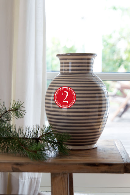 Amalie loves Denmark GIVE AWAY TineKHome Vase grau